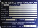 Heavy Vehicle Modifications